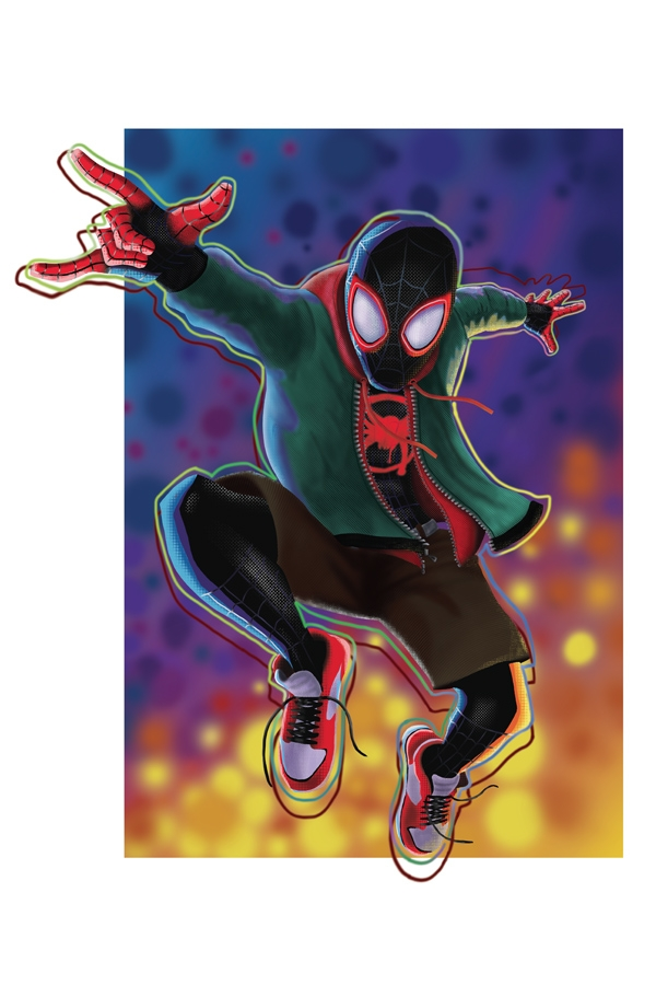 Miles Morales a.k.a. Spider-Man