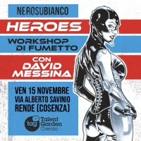 15 Novembre: David Messina arriva a Cosenza!